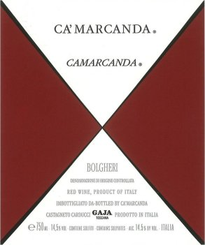 CMC Camarcanda NV Fr Label